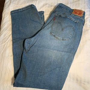 Levi's 505 Straight Leg - Size 14